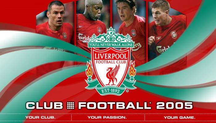 к игре Club Football 2005: Liverpool FC