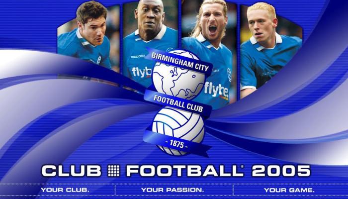 к игре Club Football 2005: Birmingham City