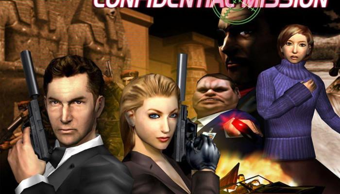 к игре Confidential Mission