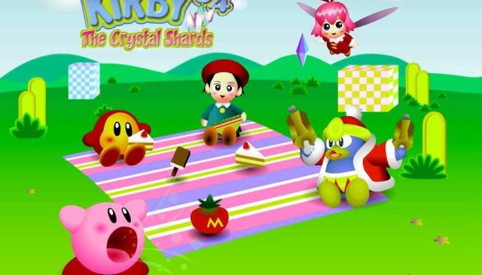 к игре Kirby 64: The Crystal Shards