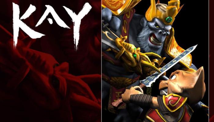 к игре Legend of Kay