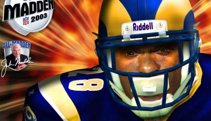 к игре Madden NFL 2003