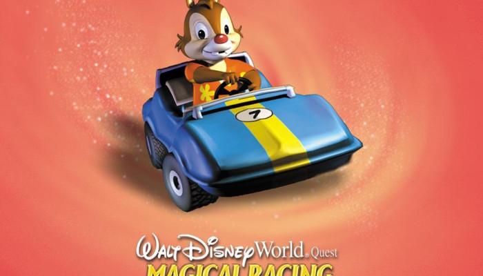 к игре Disney's Walt Disney World Quest, Magical Racing Tour