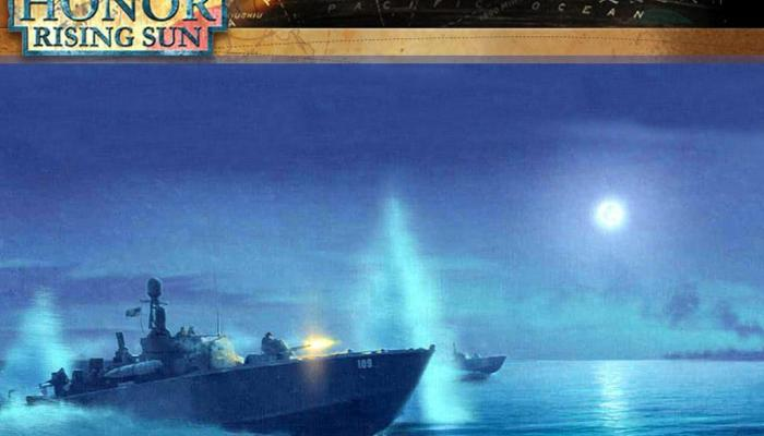 к игре Medal of Honor: Rising Sun