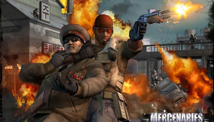 к игре Mercenaries: Playground of Destruction