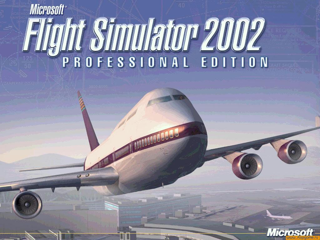 Игру Microsoft Flight Simulator