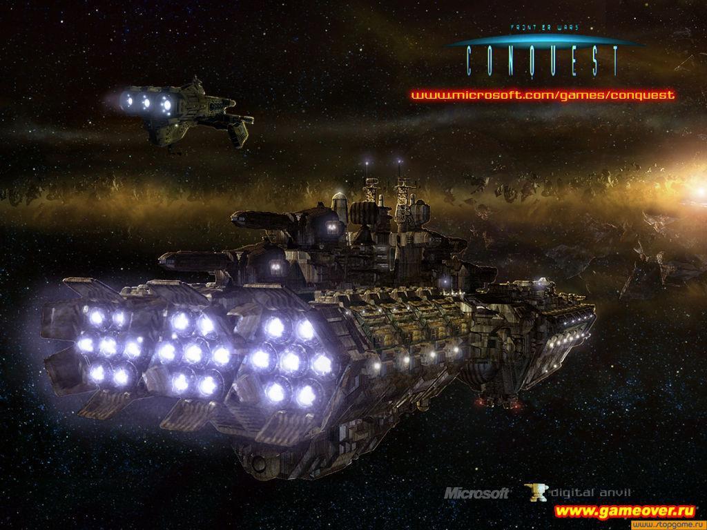 скачать Conquest Frontier Wars торрент - фото 4