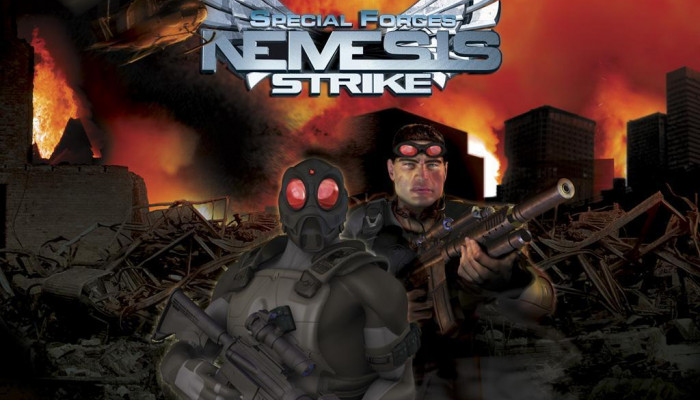 к игре Special Forces: Nemesis Strike
