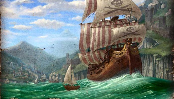 к игре Age of Pirates: Caribbean Tales