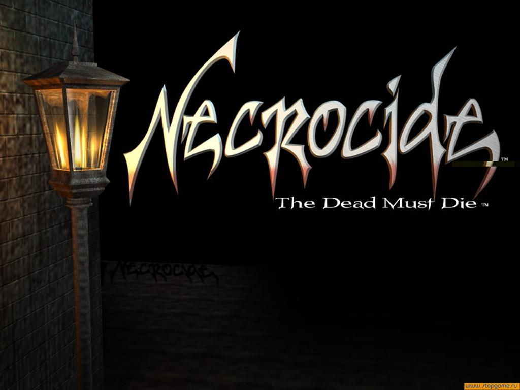 Necrocide: The Dead Must Die [PC – Cancelled]