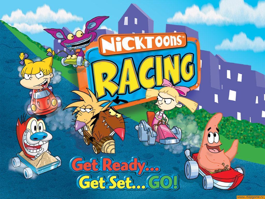 Nicktoons Racing Скачать