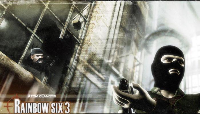 к игре Tom Clancy's Rainbow Six 3: Black Arrow