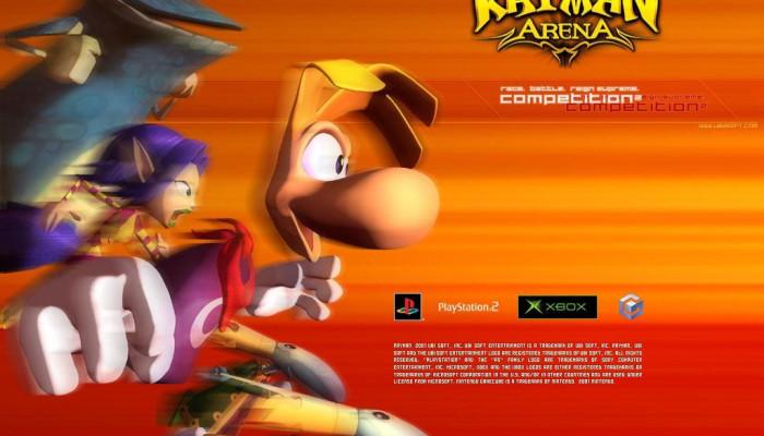 скачать Rayman Arena торрент - фото 11