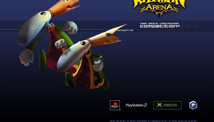 к игре Rayman Arena