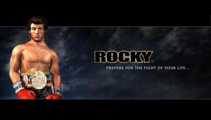 к игре Rocky