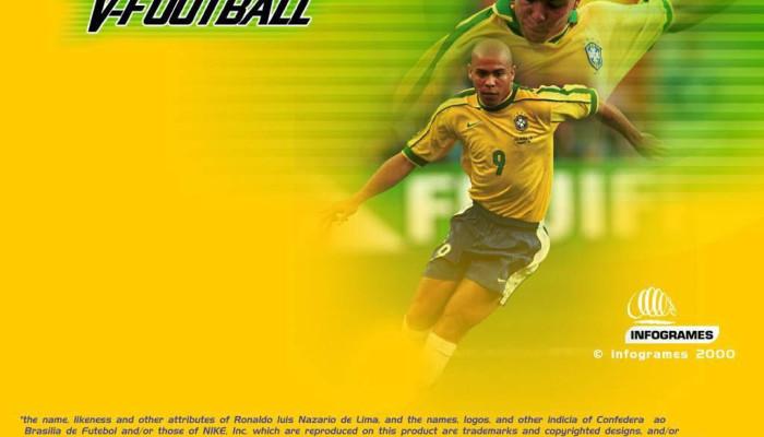 к игре Ronaldo V-Football