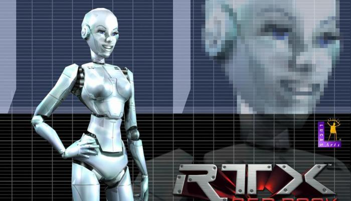 к игре RTX Red Rock