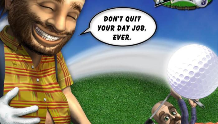 к игре Hot Shots Golf 3