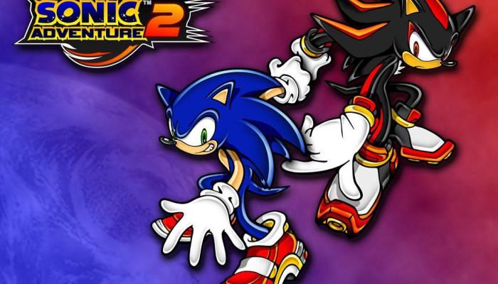 к игре Sonic Adventure 2