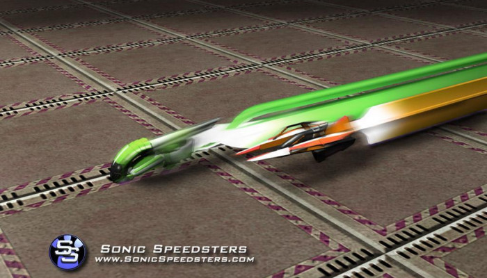 к игре Sonic Speedsters