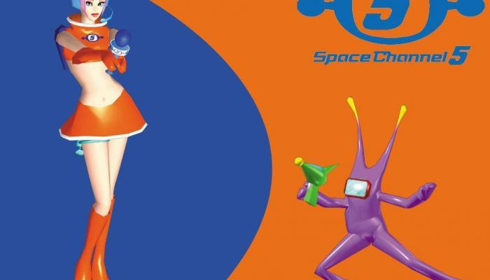 к игре Space Channel 5