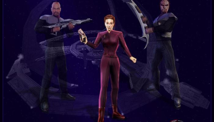 к игре Star Trek: Deep Space Nine The Fallen