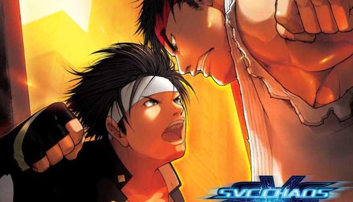 к игре SNK vs. Capcom SVC Chaos