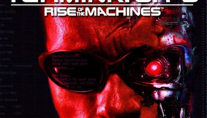 к игре Terminator 3: Rise of the Machines
