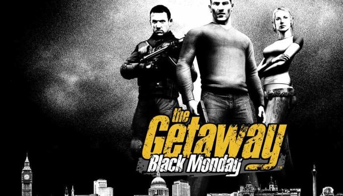 к игре Getaway, The: Black Monday