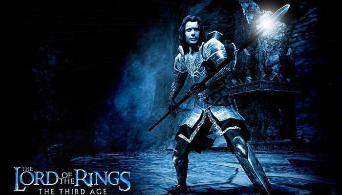 к игре Lord of the Rings: The Third Age