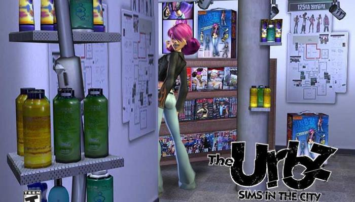 к игре Urbz, The: Sims in the City