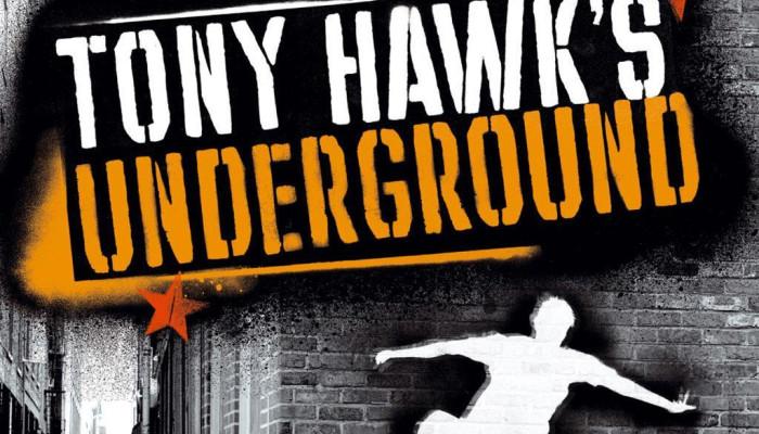 к игре Tony Hawk's Underground