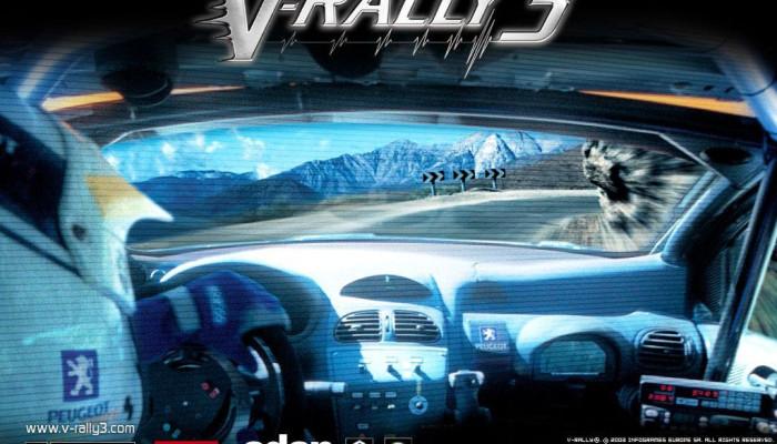 к игре V-Rally 3