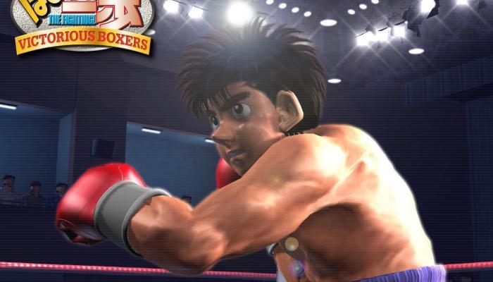 к игре Victorious Boxers