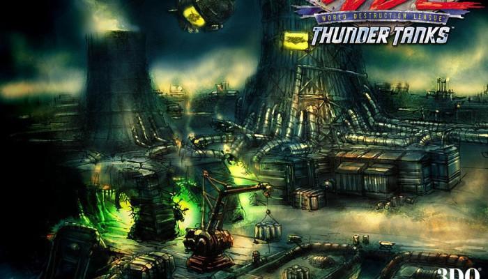 к игре World Destruction League: Thunder Tanks