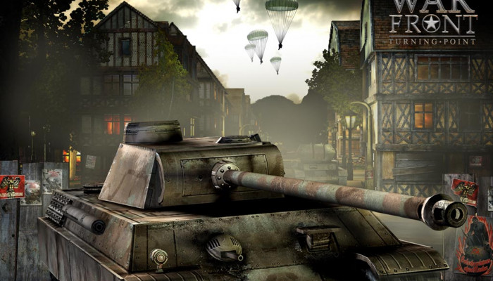 к игре War Front: Turning Point