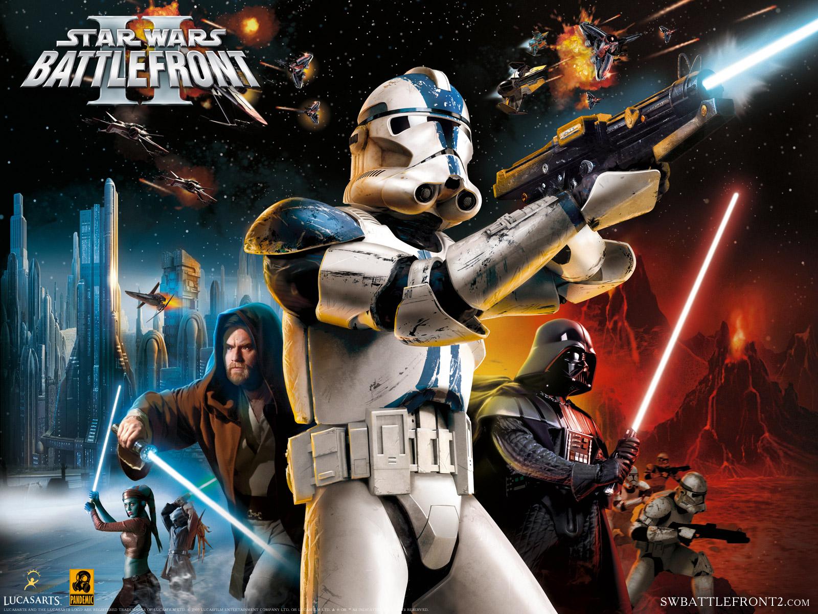 Игру Star Wars Эпизод 1