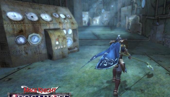 к игре Mage Knight: Apocalypse