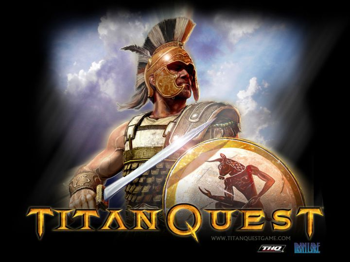Wallpapers Titan Quest Games photos.