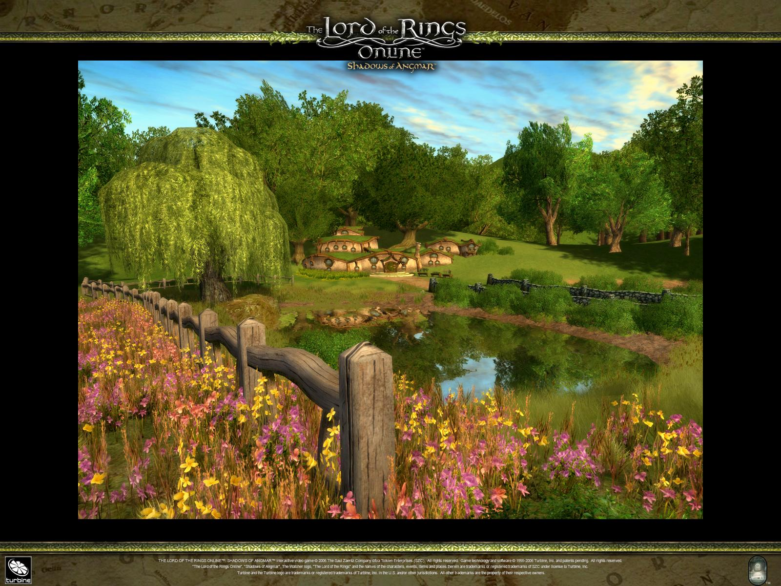 Программы. The Lord of the Rings Online. Игра.