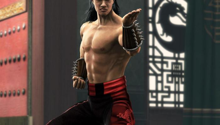 к игре Mortal Kombat: Shaolin Monks