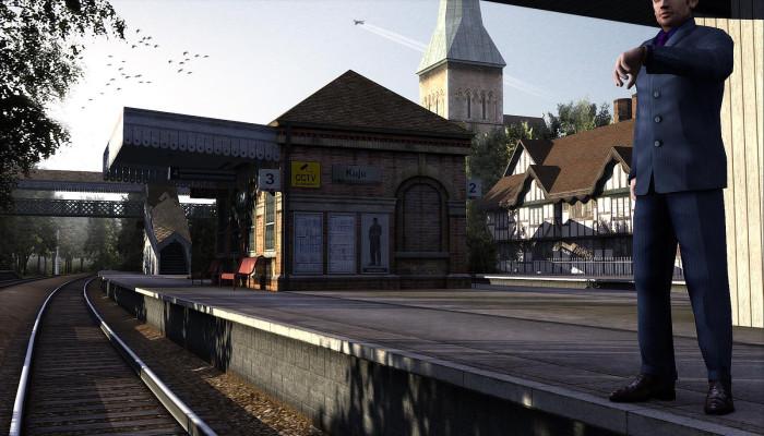 к игре Rail Simulator