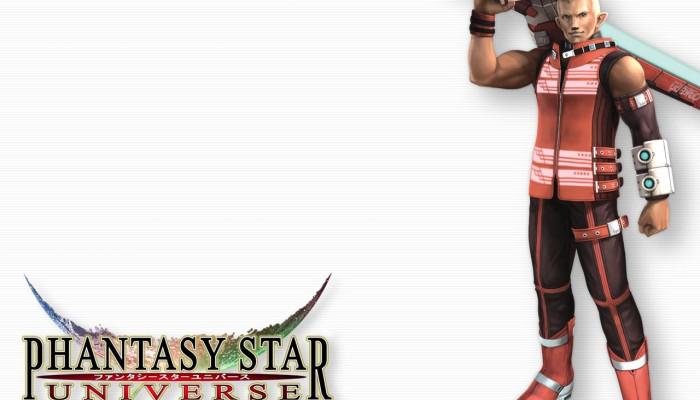 к игре Phantasy Star Universe