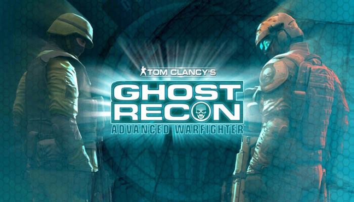 Tom Clancys Ghost Recon Advanced Warfighter скачать