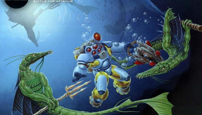 к игре Dark Planet: Battle for Natrolis