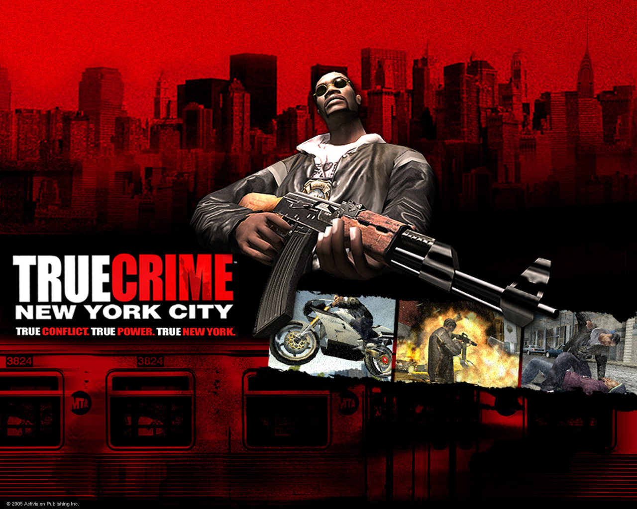 True crime: new york city скачать торрент бесплатно на pc.
