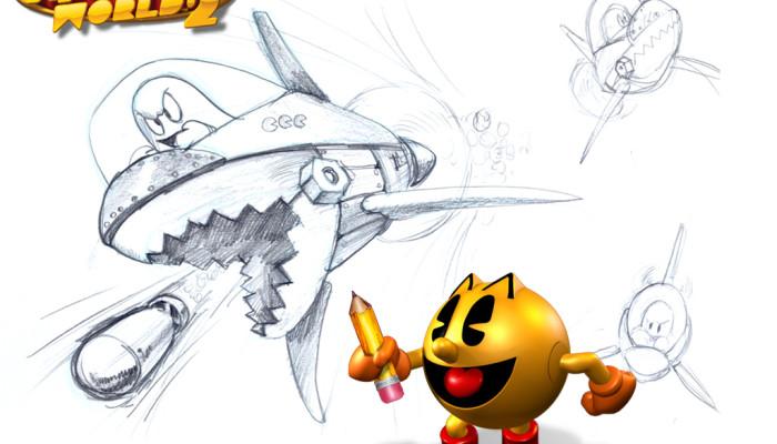 к игре Pac-Man World 2