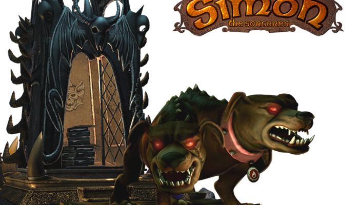 к игре Simon the Sorcerer 4: Chaos Happens