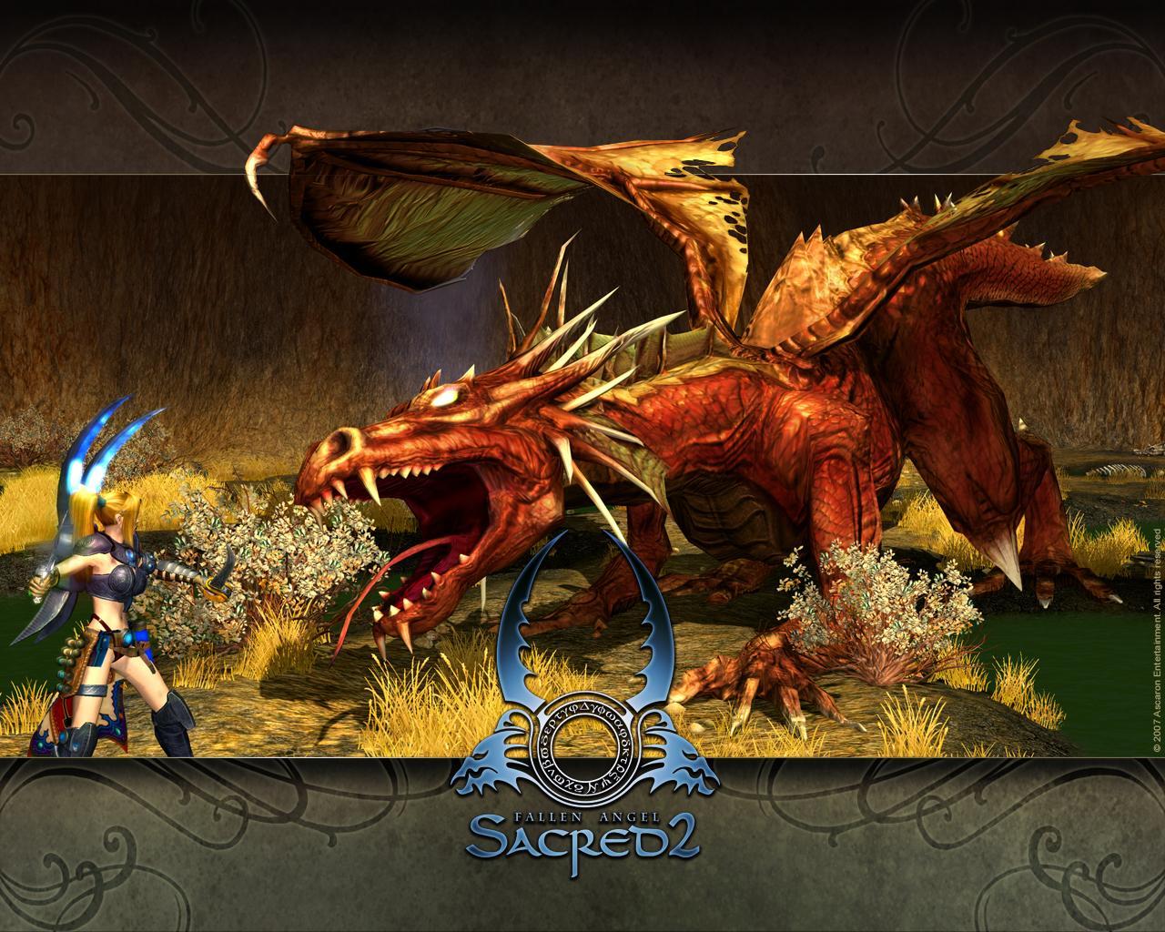 Sacred 2 Drachenmagier (Full HD) - YouTube