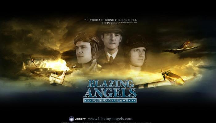 к игре Blazing Angels: Squadrons of WWII